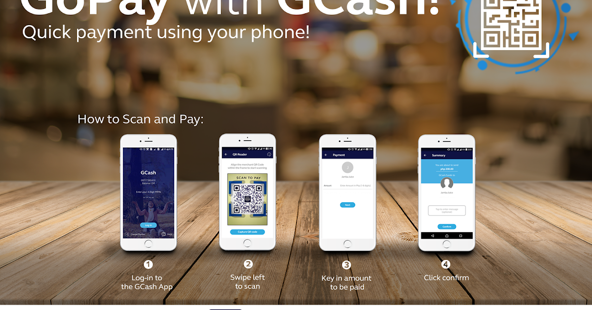 The Lone Sailor: GCash Launches GoPay, Philippines' 1st