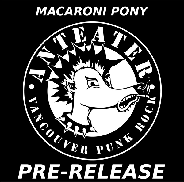 "AntEater stream new song ""Macaroni Pony"""