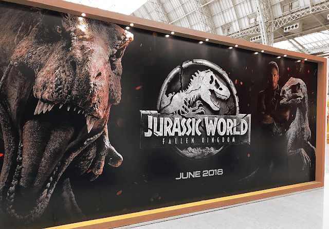 """Jurassic World: Fallen Kingdom"" - Banner"
