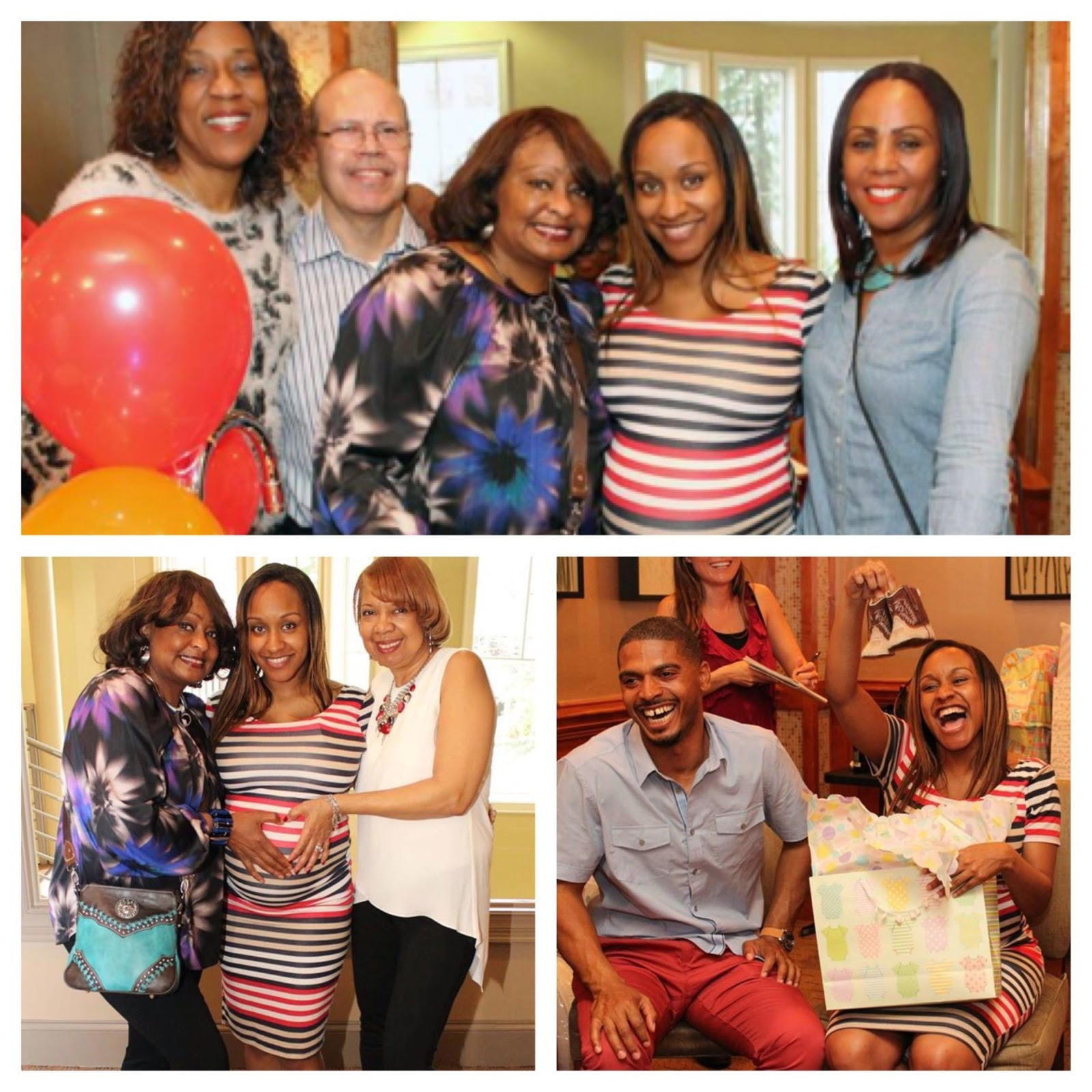 Kelly and Jolon's Baby Shower Bash