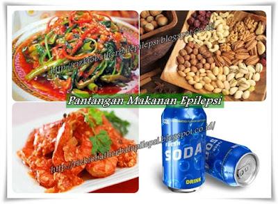 Pantangan Makanan Bagi Penderita Epilepsi