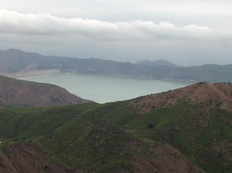 Tarbela Lake View from Darra Mohat, near Srikot, Pakistan