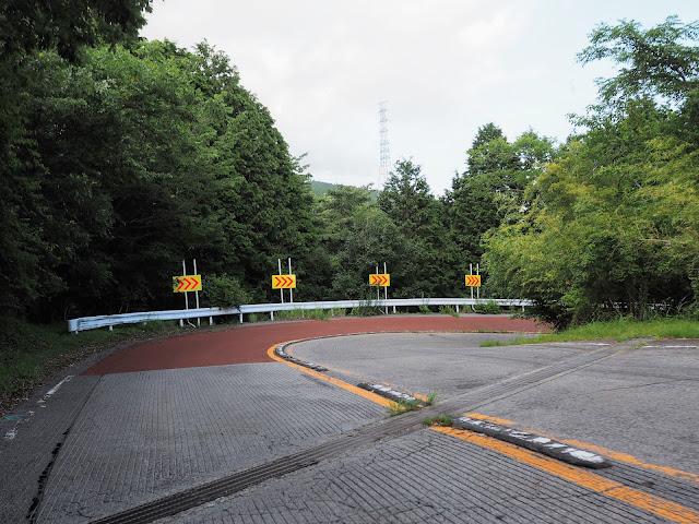 明神峠 激坂 東京2020オリンピックコース