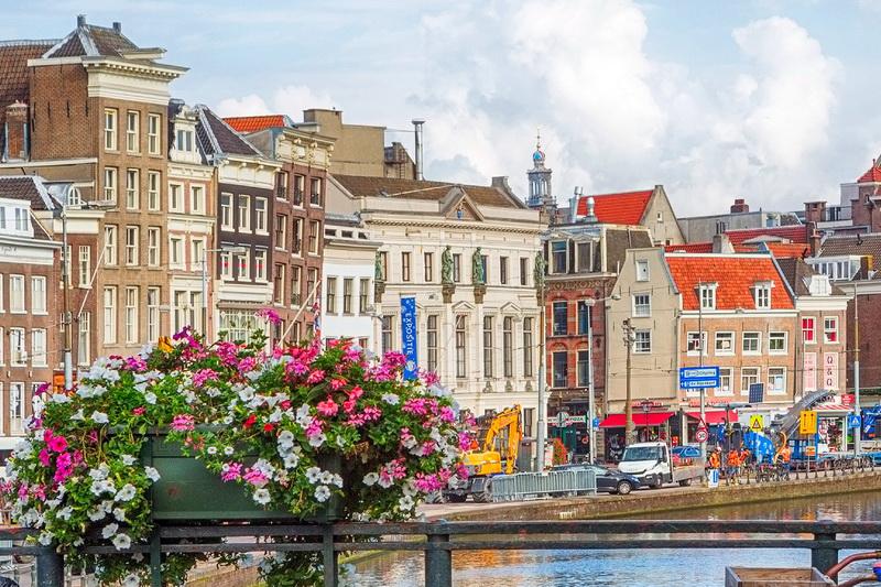 Khu cảnh tại Hà Lan