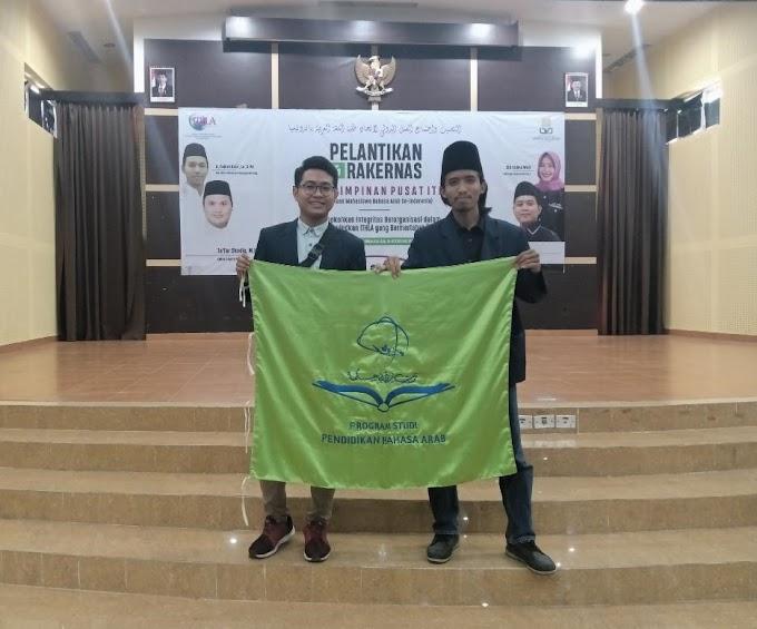 Pelantikan DPP ITHLA Mahasiswa PBA IPMAFA di Jogja
