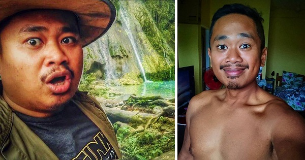 'Bogart the Explorer' wows netizens with amazing transformation after losing 90 lbs