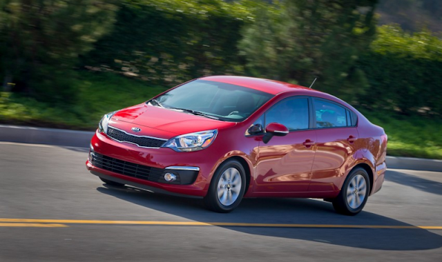2017 KIA Rio Sedan Review, Price and Release Date