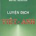 SÁCH SCAN - Luyện dịch Tiếng Anh sang Tiếng Việt – (Minh Thu & Nguyễn Hòa)