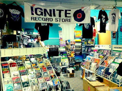 Ignite records, birmingham, record store, brum, records, vinyl, vinyls, record store day, rsd, rsd16, record store day exclusive
