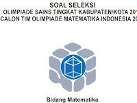 Pembahasan Soal OSK Matematika SMA 2018