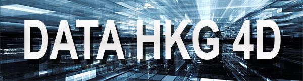 Data HKG 4D