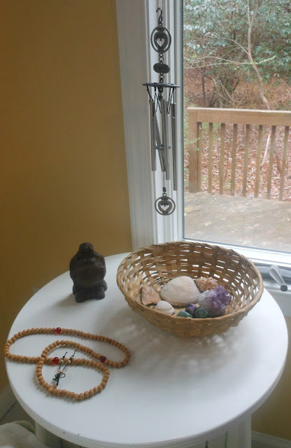 A Montessori Peace Corner