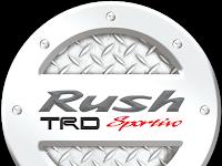 Cover Ban Sarung Ban Rush TRD Sportivo