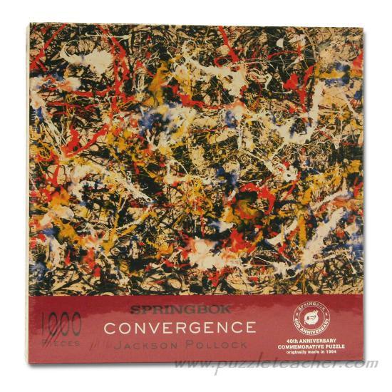 Springbok 'Convergence' 1000 Parça