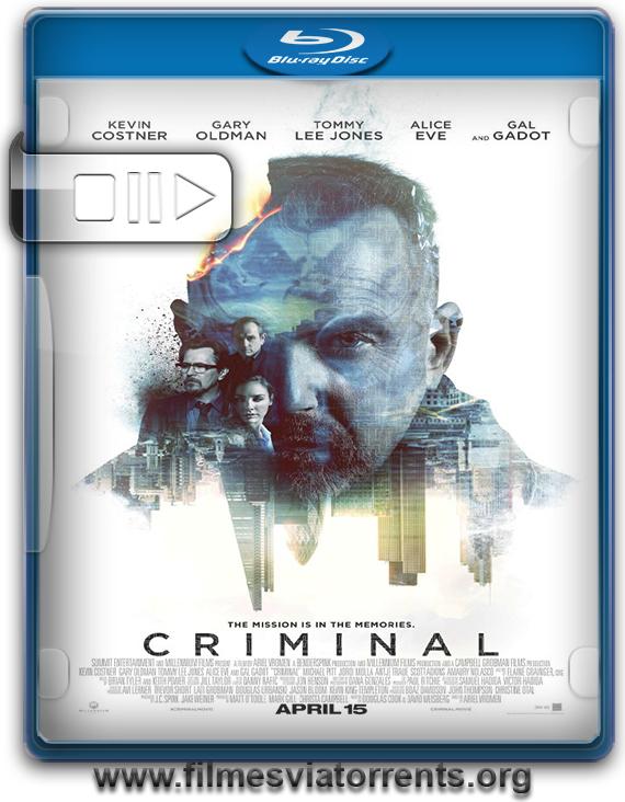 Mente Criminosa Torrent - BluRay Rip 720p e 1080p Legendado (2016)