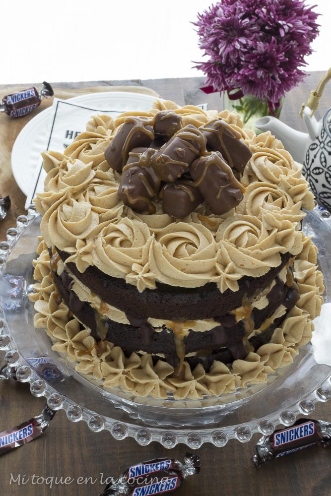 Feliz cumpleaños,  Kattra  !!! Snickers%2Bcake-6