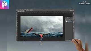 Photoshop Lover|swappy Pawar Editing PicsArt Like Photoshop CC