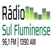 Ouvir agora Rádio Sul Fluminense FM 96.1 - Barra Mansa / RJ