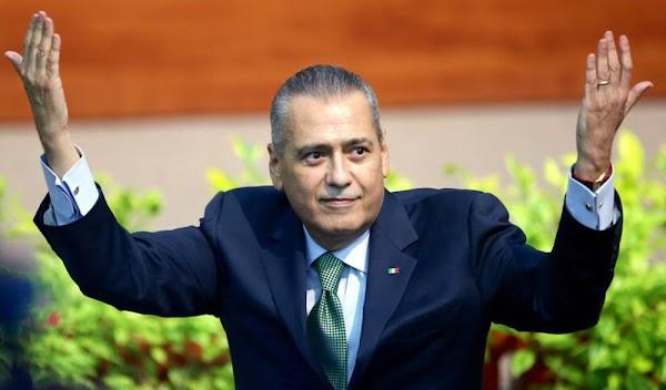 """El PRI """"ya no le debe nada a la sociedad"""" ya reparo sus faltas:  Manlio Fabio Beltrones"""