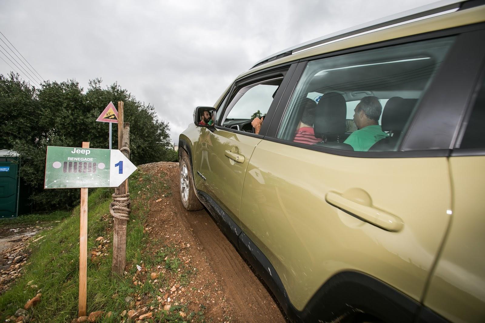 GK 0357 Πετάμε ένα Jeep Renegade σε λάσπες, πέτρες, άμμο, λίμνες. Θα τα καταφέρει; Jeep, Jeep Renegade, Renegade, SUV, TEST, zblog, ΔΟΚΙΜΕΣ