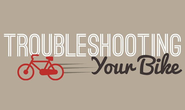 Image: Troubleshooting Your Bike #infographic