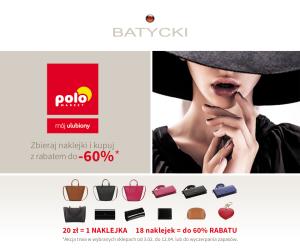 24d09fe6f4bd0 Batycki z rabatem do -60% w Polo Market
