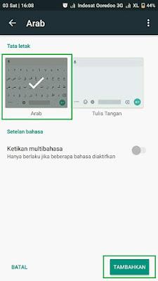 Tata letak keyboard