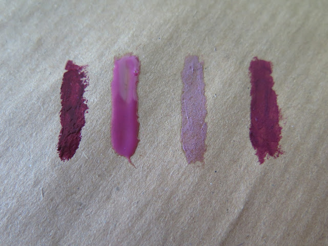 Autumn Lipsticks