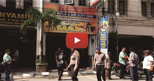 [Video] Waduh, Ahli Senjata di Medan Ditembak Orang Tak Dikenal