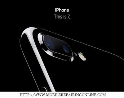 IPhone 7  Seven Megapixels Front Camera