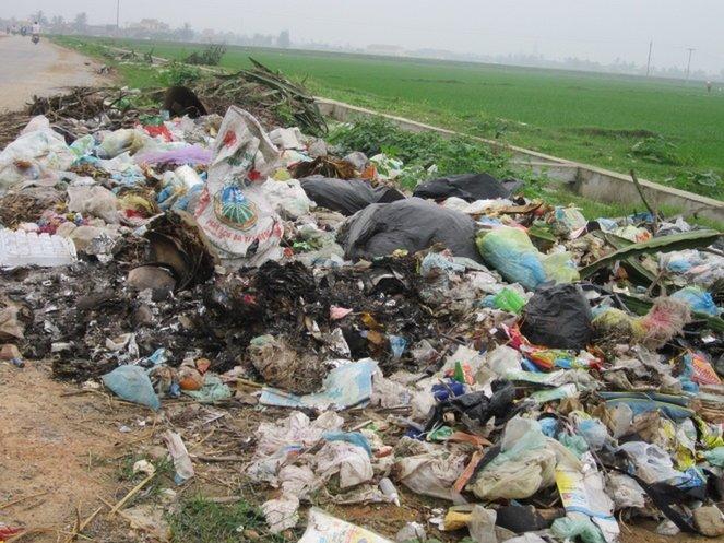 Xử lý chất thải công nghiệp chuyện nan giải