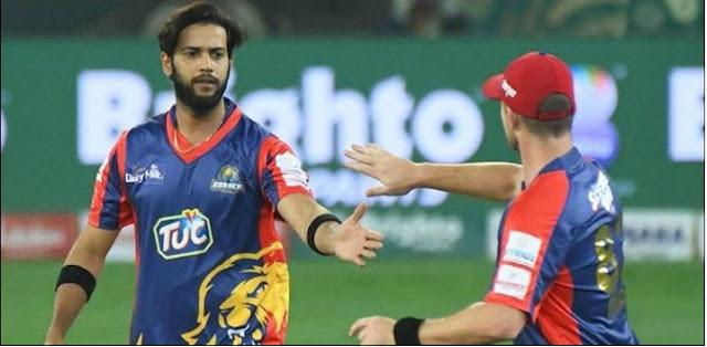 Karachi Kings defeated Lahore Qalandar by 5 wickets