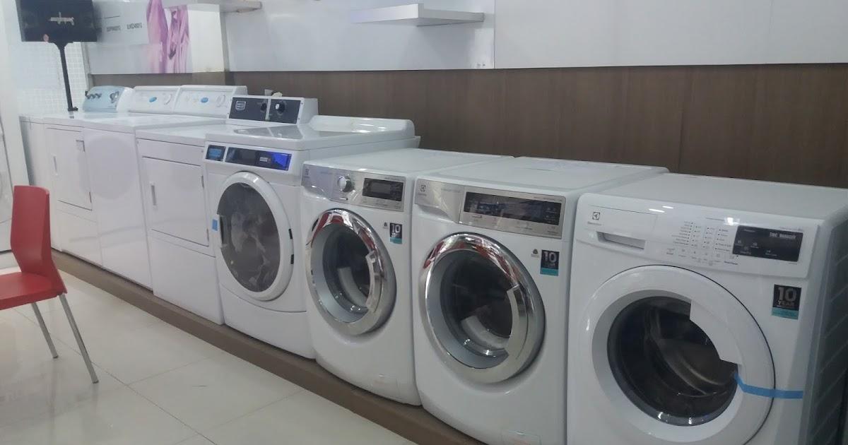 KREDIT MESIN CUCI | BUNGA RENDAH &PROSES CEPAT | Mesin Laundry