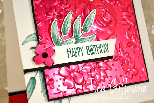 scissorspapercard, Stampin' Up!, Art With Heart, Blog Hop, Painted Seasons, Sunshine Sayings, Well Said, Country Floral DTIEF, Butterfly Elements, Foil, Sale-A-Bration
