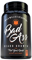 Bas Ass Beard Growth Multivitamins