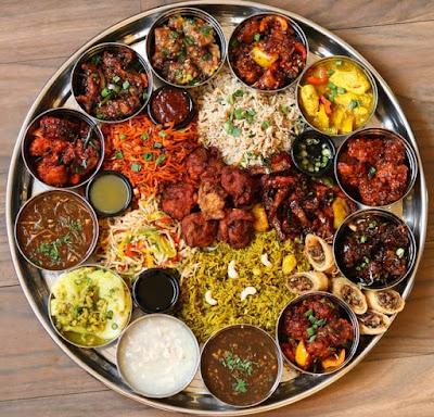 Chinese Thali in Mumbai - Ohannas  le Scoop Mag