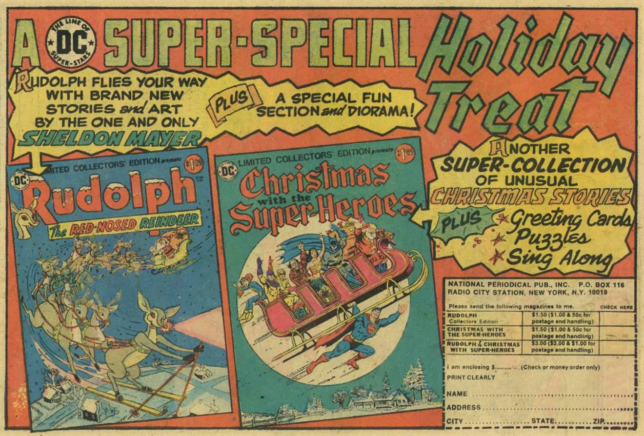 Read online Adventure Comics (1938) comic -  Issue #443 - 19