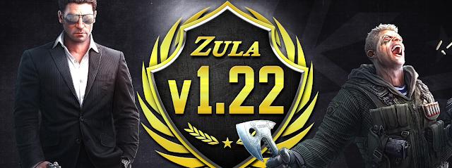 Zula Brasil - Xcloudgame anuncia no Patch 1.22