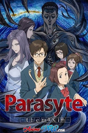 Parasyte: The Maxim (24/24) [Lat/Ing/Jap+Subs] [BDrip 1080p]