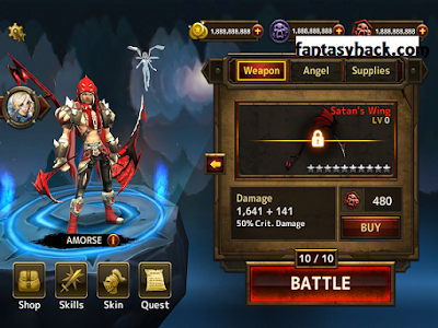 Download Free Blade Warrior HD Epic 3D RPG Hack (All Versions) 100% Working and Tested for IOS