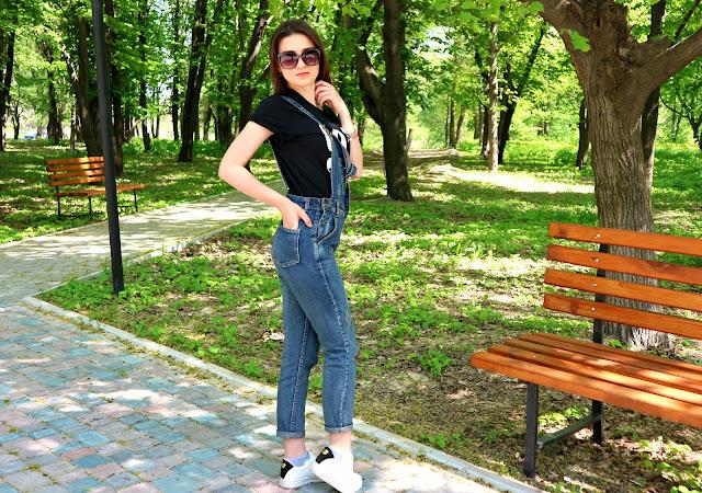 Jeans Jumpsuit Outfit