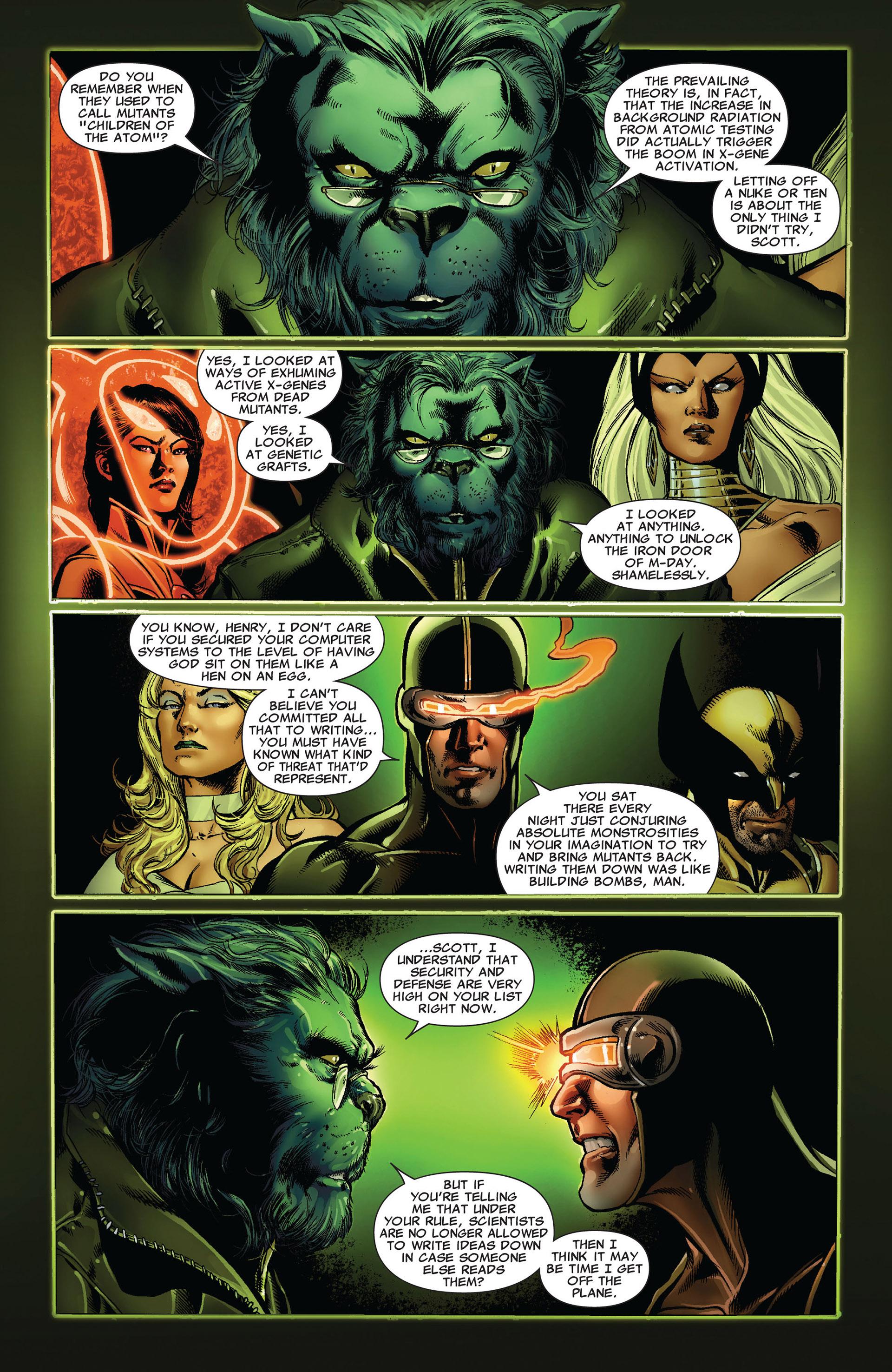 Read online Astonishing X-Men (2004) comic -  Issue #34 - 3