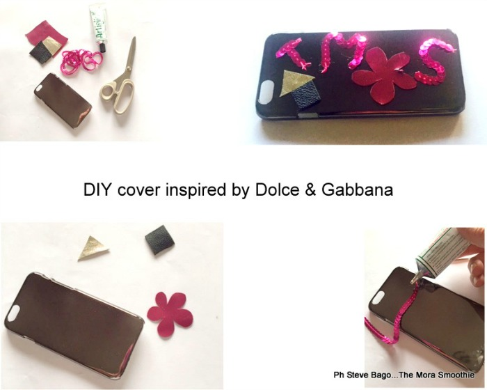 diy, diy cover, diy blogger, diy blogger italia, cover iphone, iphone, diy cover iphone, fai da te cover, fashion, fashion blog, fashion blogger, tutorial cover, cover dolce e gabbana, diy cover dolce e gabbana, italian blogger, paola buonacara