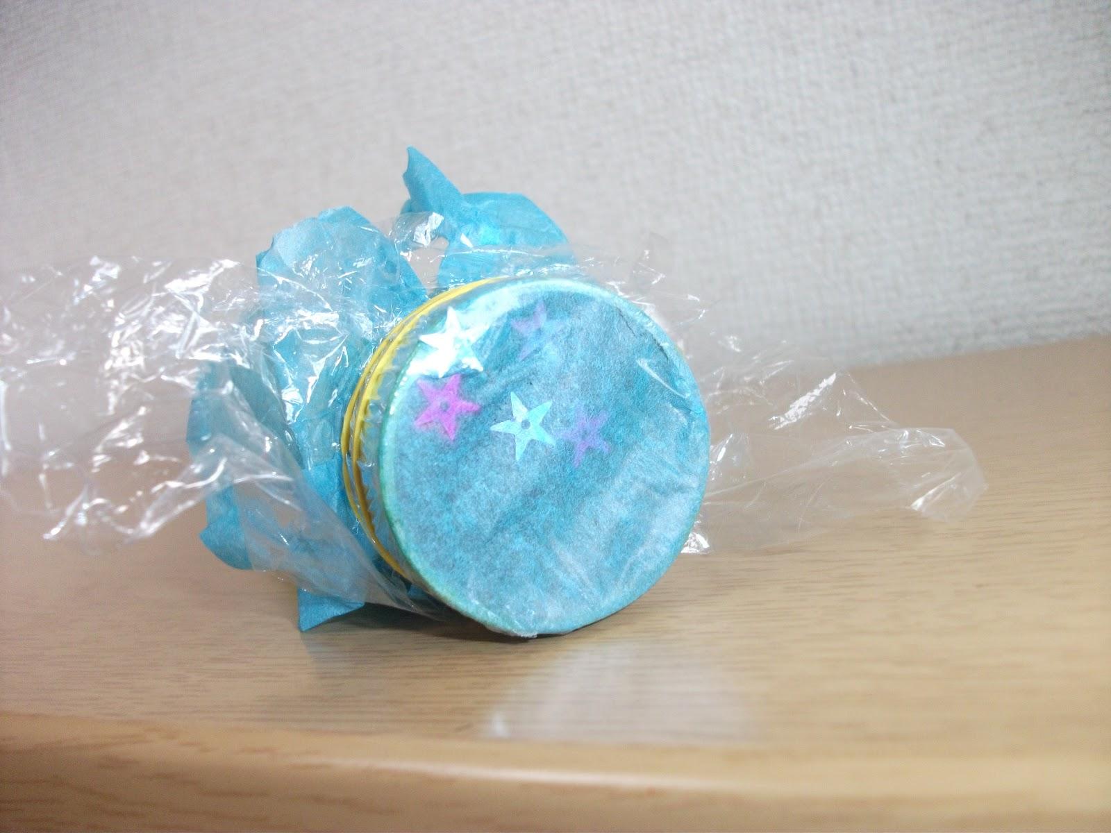 Preschool Crafts For Kids*: Space Cardboard Roll Telescope
