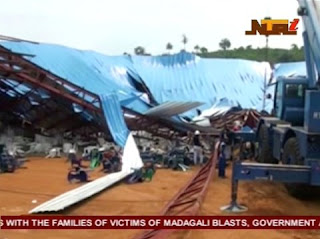 Reigners bible church collapse