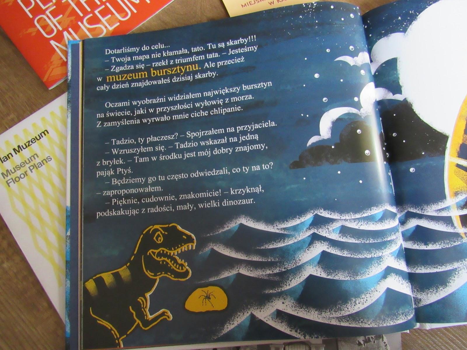 f3358f2c7fba9 Najlepsze książki dla dzieci: Bo muzeów nie trzeba się bać.!