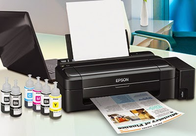 Printer Resetter Epson L300 All in one - Driver and Resetter