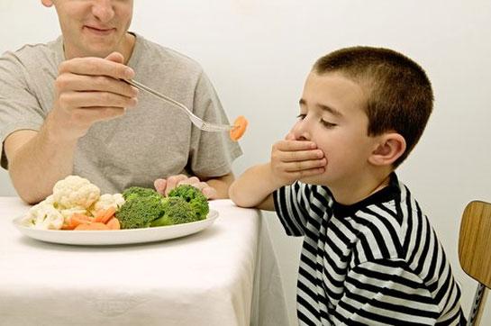 Mengatasi Anak Susah Makan Buah Dan Sayur