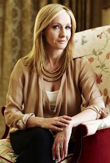 photo J.K Rowling