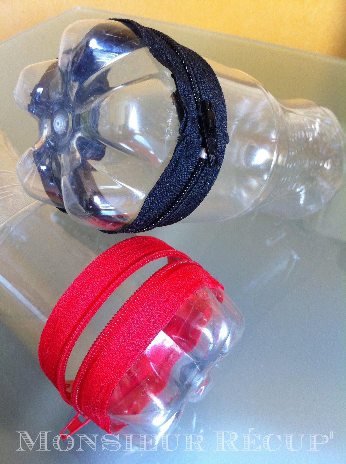 monsieur r cup 39 trousses d 39 colier en bouteilles plastiques. Black Bedroom Furniture Sets. Home Design Ideas